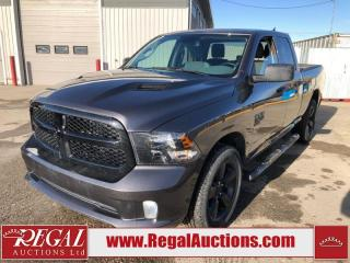 Used 2019 RAM 1500 Classic EXPRESS QUAD CAB SWB 4WD 3.6L for sale in Calgary, AB