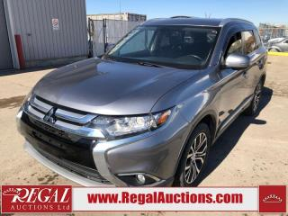 Used 2017 Mitsubishi Outlander ES 4D Utility AWD 2.4L for sale in Calgary, AB
