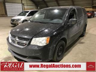 Used 2012 Dodge Grand Caravan 4D Wagon for sale in Calgary, AB