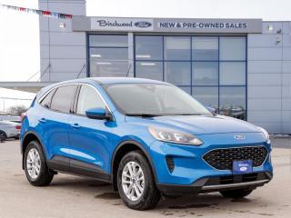 New 2021 Ford Escape SE 0% APR | COLD WTHR | CO-PILOT | NAV | for sale in Winnipeg, MB