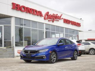 Used 2019 Honda Civic Touring | Sunroof | Navi | for sale in Winnipeg, MB
