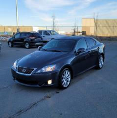 Used 2009 Lexus IS 250 AWD | LEATHER | HEATED SEATS | EVERYONE APPROVED!! for sale in Calgary, AB