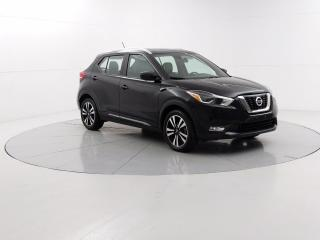 Used 2019 Nissan Kicks SR Accident Free, Remote Start, 360 Camera's, Bose Audio for sale in Winnipeg, MB