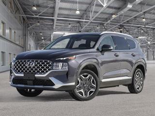 New 2021 Hyundai Santa Fe HYBRID for sale in Toronto, ON
