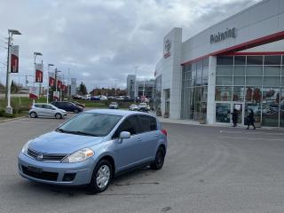 Used 2012 Nissan Versa S for sale in Pickering, ON