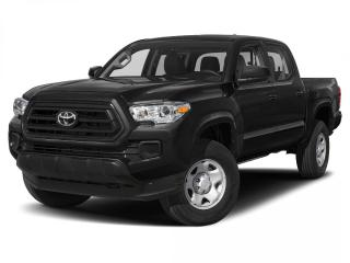 New 2021 Toyota Tacoma 4x4 Double Cab Auto SB TRD OFF PREM for sale in Winnipeg, MB