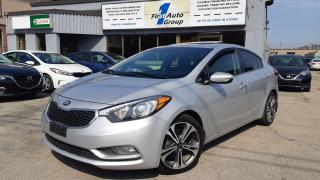 Used 2016 Kia Forte SX Leather/Navi/Backup Cam for sale in Etobicoke, ON