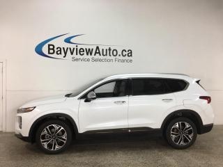 Used 2020 Hyundai Santa Fe Ultimate 2.0 - 2.0L TURBO! AWD! LOADED! 5,000KMS! for sale in Belleville, ON
