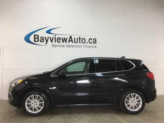 Used 2018 Buick Envision Preferred - AWD! HTD LEATHER! for sale in Belleville, ON