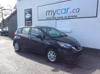 Used 2019 Nissan Versa Note SV HEATED SEATS, ALLOYS, BACKUP CAM!! MYCAR POWERBUY! for sale in Richmond, ON