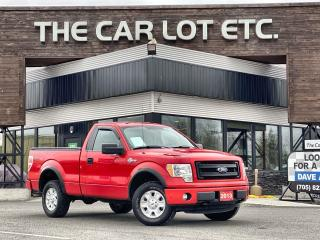 Used 2013 Ford F-150 STX RARE REGULAR CAB 4x4!!!!!!! for sale in Sudbury, ON