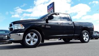 Used 2014 RAM 1500 SLT for sale in Brandon, MB