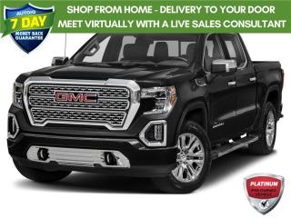 Used 2019 GMC Sierra 1500 Denali ONE OWNER for sale in Grimsby, ON