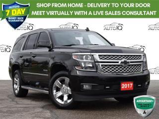 Used 2017 Chevrolet Tahoe LT Locally Owned for sale in Tillsonburg, ON