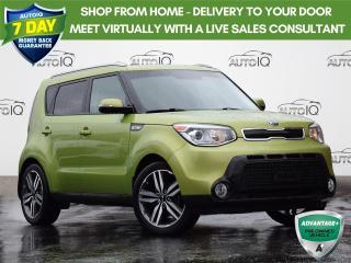Used 2014 Kia Soul SX | FWD | 1.6 L| AUTOMATIC | WINTER TIRES | HEATED SEATS for sale in Waterloo, ON