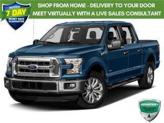 Used 2017 Ford F-150 XLT | NO ACCIDENTS | 4WD | SUPERCREW | for sale in Barrie, ON
