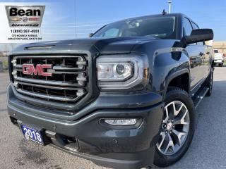 Used 2018 GMC Sierra 1500 SLT 5.3L V8 4X4 CREW CAB SHORT BOX ALL TERRAIN PACKAGE for sale in Carleton Place, ON
