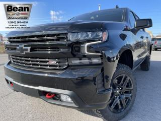 New 2021 Chevrolet Silverado 1500 LT Trail Boss 5.3L V8 4X4 CREW CAB SHORT BOX TRAIL BOSS CONVENIENCE PACKAGE II for sale in Carleton Place, ON