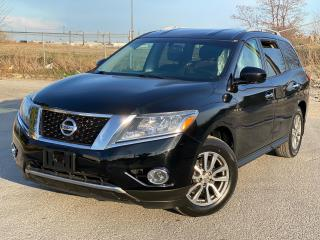 Used 2014 Nissan Pathfinder SV for sale in Brampton, ON