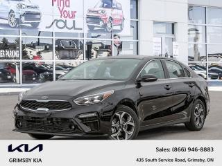 New 2021 Kia Forte EX | Blindspot Detect | Backup Cam | Heat Seat for sale in Grimsby, ON
