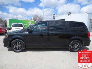 Used 2017 Dodge Grand Caravan 4dr SXT Plus - Stow n Go/DVD/Nav/Camera/Bluetooth for sale in Winnipeg, MB