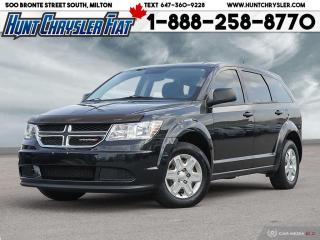 Used 2012 Dodge Journey SE | BUCKETS | 4 CYL | TOUCHSCREEN | PUSH STRT & M for sale in Milton, ON