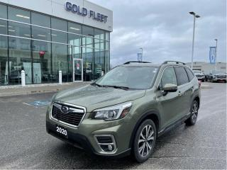 Used 2020 Subaru Forester for sale in North Bay, ON