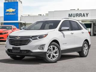 New 2021 Chevrolet Equinox Premier for sale in Winnipeg, MB