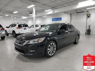 Used 2014 Honda Accord Sport for sale in Saint-Eustache, QC
