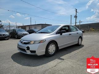 Used 2011 Honda Civic civic DX-G for sale in Saint-Eustache, QC