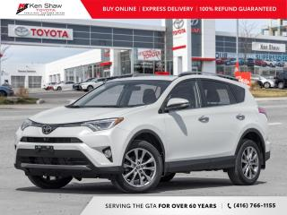 Used 2017 Toyota RAV4 LIMITED  for sale in Toronto, ON