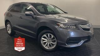 Used 2017 Acura RDX AWD *TECH PACKAGE - NAVIGATION - CLEAN HISTORY* for sale in Winnipeg, MB