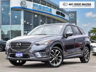 Used 2016 Mazda CX-5 GT NO ACCIDENTS| WINTER MATS| CARGO TRAY for sale in Mississauga, ON