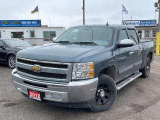 Used 2012 Chevrolet Silverado 1500 LS Cheyenne Edition for sale in Whitby, ON