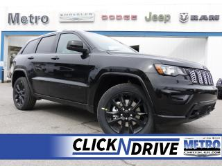 New 2021 Jeep Grand Cherokee Altitude for sale in Ottawa, ON