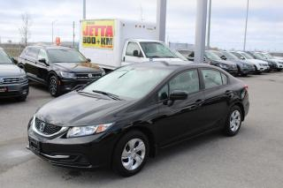 Used 2014 Honda Civic Sedan 1.8L Man LX for sale in Whitby, ON