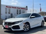 Photo of White 2018 Honda Civic