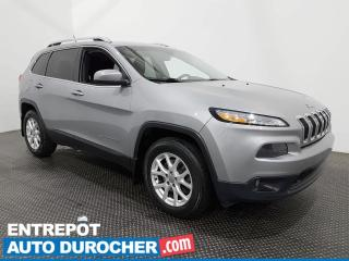 Used 2014 Jeep Cherokee North - AWD - NAVIGATION - CLIMATISEUR for sale in Laval, QC