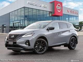 New 2021 Nissan Murano Midnight Edition for sale in Medicine Hat, AB