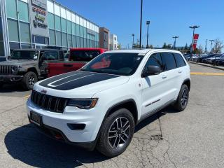 Used 2021 Jeep Grand Cherokee Trailhawk for sale in Pickering, ON