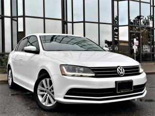 Used 2017 Volkswagen Jetta Sedan WOLFSBURG|PUSH START|HEATED SEATS|SUNROOF|REAR VIEW|ALLOYS! for sale in Brampton, ON
