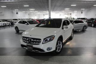 Used 2018 Mercedes-Benz GLA GLA250 4MATIC I NAVIGATION I PANOROOF I REAR CAM I BLUETOOTH for sale in Mississauga, ON