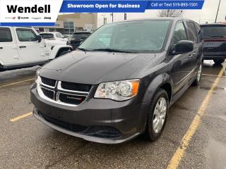 Used 2017 Dodge Grand Caravan SXT Stow N Go for sale in Kitchener, ON