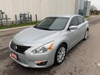 Used 2015 Nissan Altima 4dr Sdn I4 CVT 2.5 for sale in Mississauga, ON