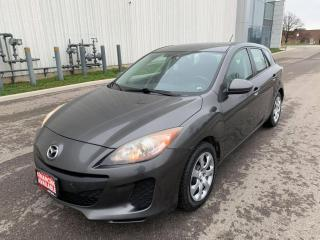Used 2012 Mazda MAZDA3 4dr HB Sport GX for sale in Mississauga, ON