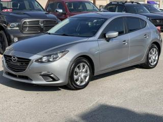 Used 2015 Mazda MAZDA3 4dr HB Sport GX 1 YEAR WARRANTY INCLUDED for sale in Brampton, ON