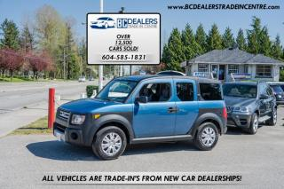 Used 2007 Honda Element LX Auto, Local, No Declarations, A/C, Power Options! for sale in Surrey, BC
