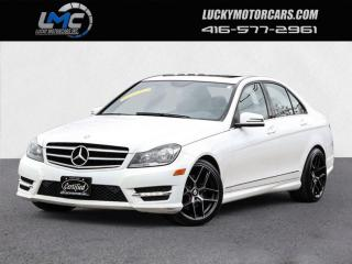 Used 2014 Mercedes-Benz C-Class C300 4MATIC-SUNROOF-LEATHER-BLUETOOTH-18