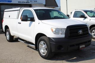 Used 2010 Toyota Tundra 8FT Long box Reg Cab matching white cab step bars for sale in Mississauga, ON