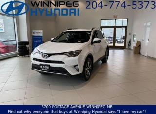 Used 2016 Toyota RAV4 XLE for sale in Winnipeg, MB